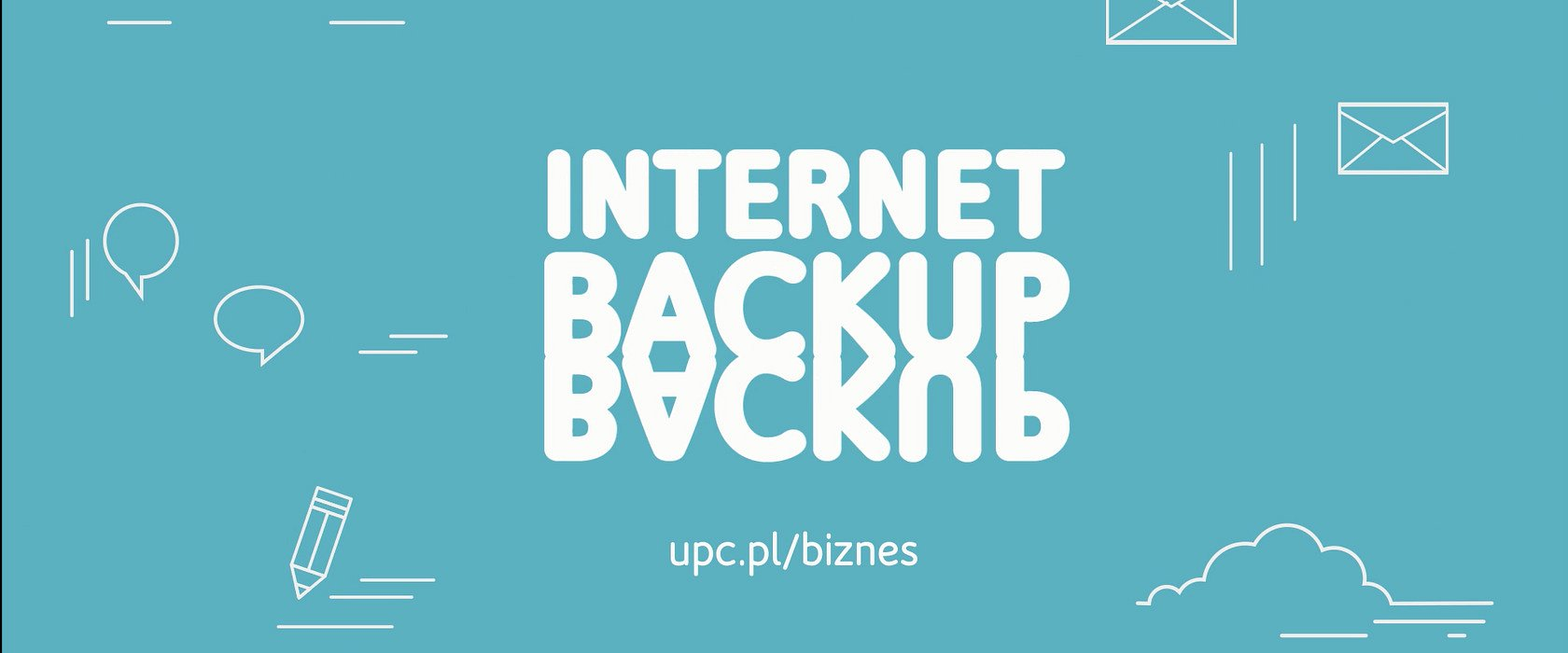Nieprzerwany dostęp do sieci UPC dzięki Internet Backup