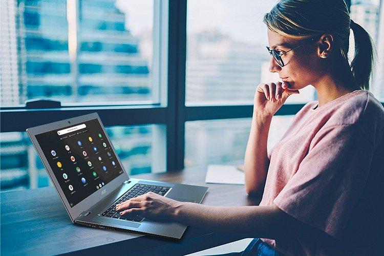 Acer podczas CES 2019 przedstawia pierwszy Chromebook z procesorami AMD i grafiką Radeon