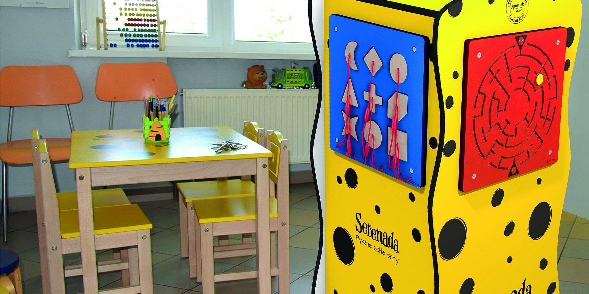 Wiemy, gdzie powstaną Serenadowe Kąciki Zabaw dla dzieci!