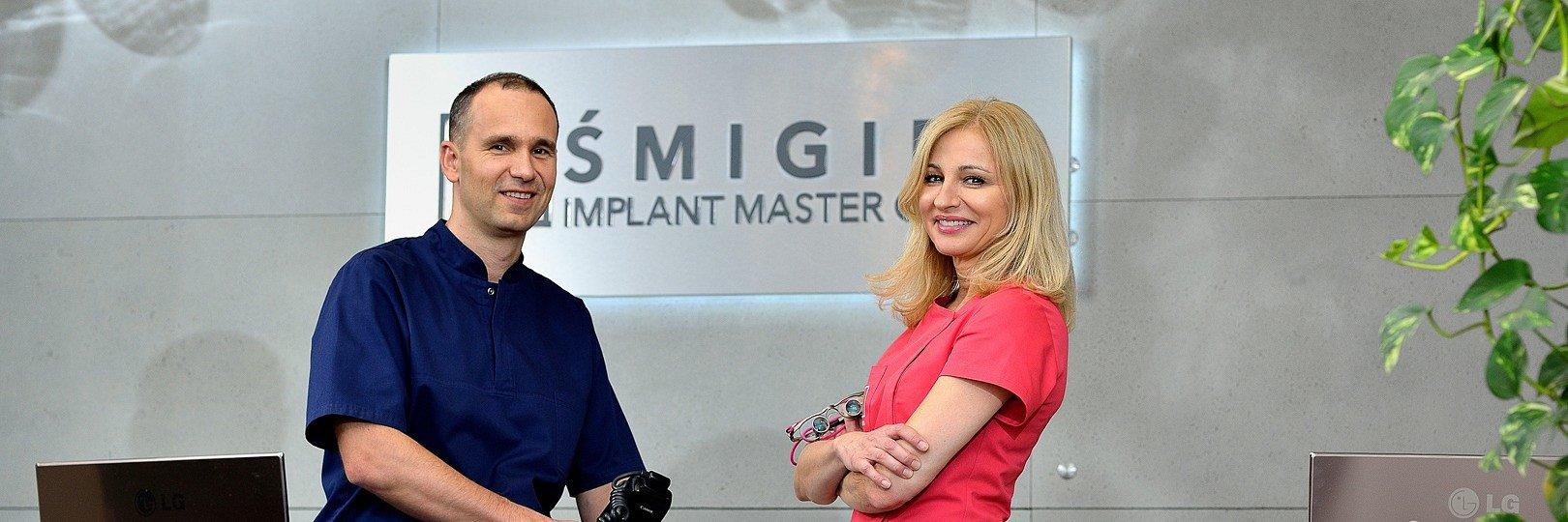 Medicover Stomatologia rozpoczyna współpracę ze Śmigiel Implant Master Clinic z Katowic