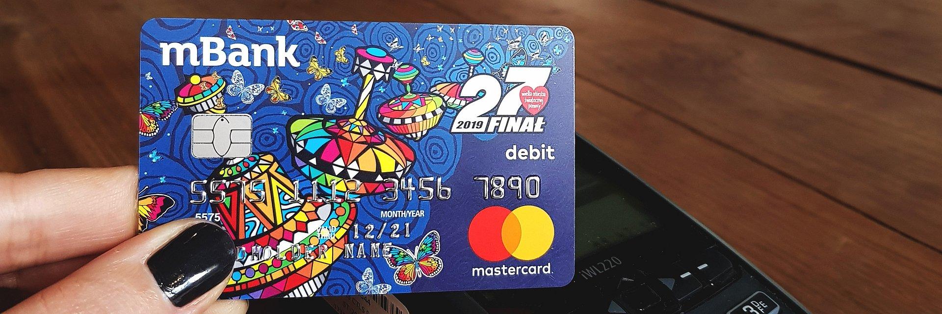 Wspieranie WOŚP jest dziecinnie proste z Mastercard