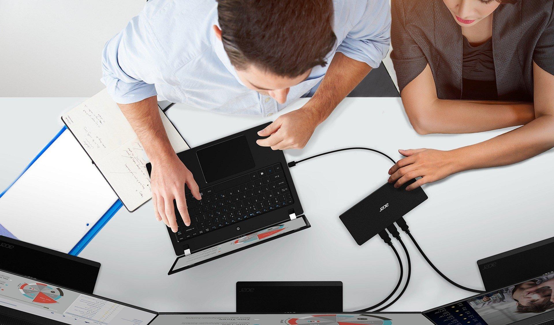 Acer TravelMate X3 dostępny już w Polsce. To laptop biznesowy o wysokiej wydajności i długim czasie pracy na baterii