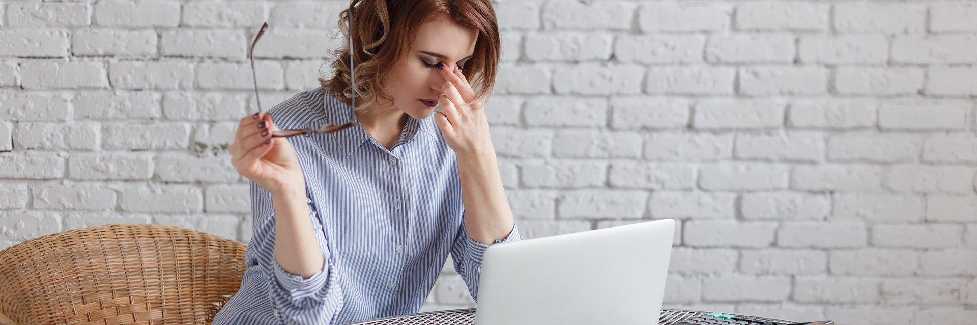 Prevent Computer Eye Strain
