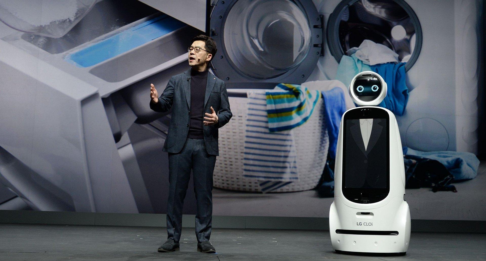 CES 2019 LG Keynote: Sztuczna inteligencja, która ułatwia codzienność w wydaniu LG