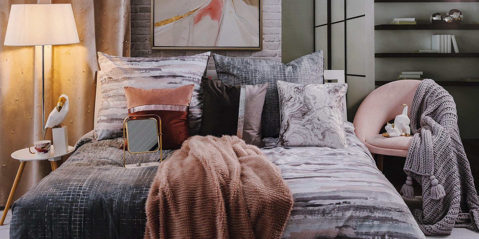 Nowoczesna, zmysłowa i elegancka – limitowana kolekcja home&you w stylu new glamour