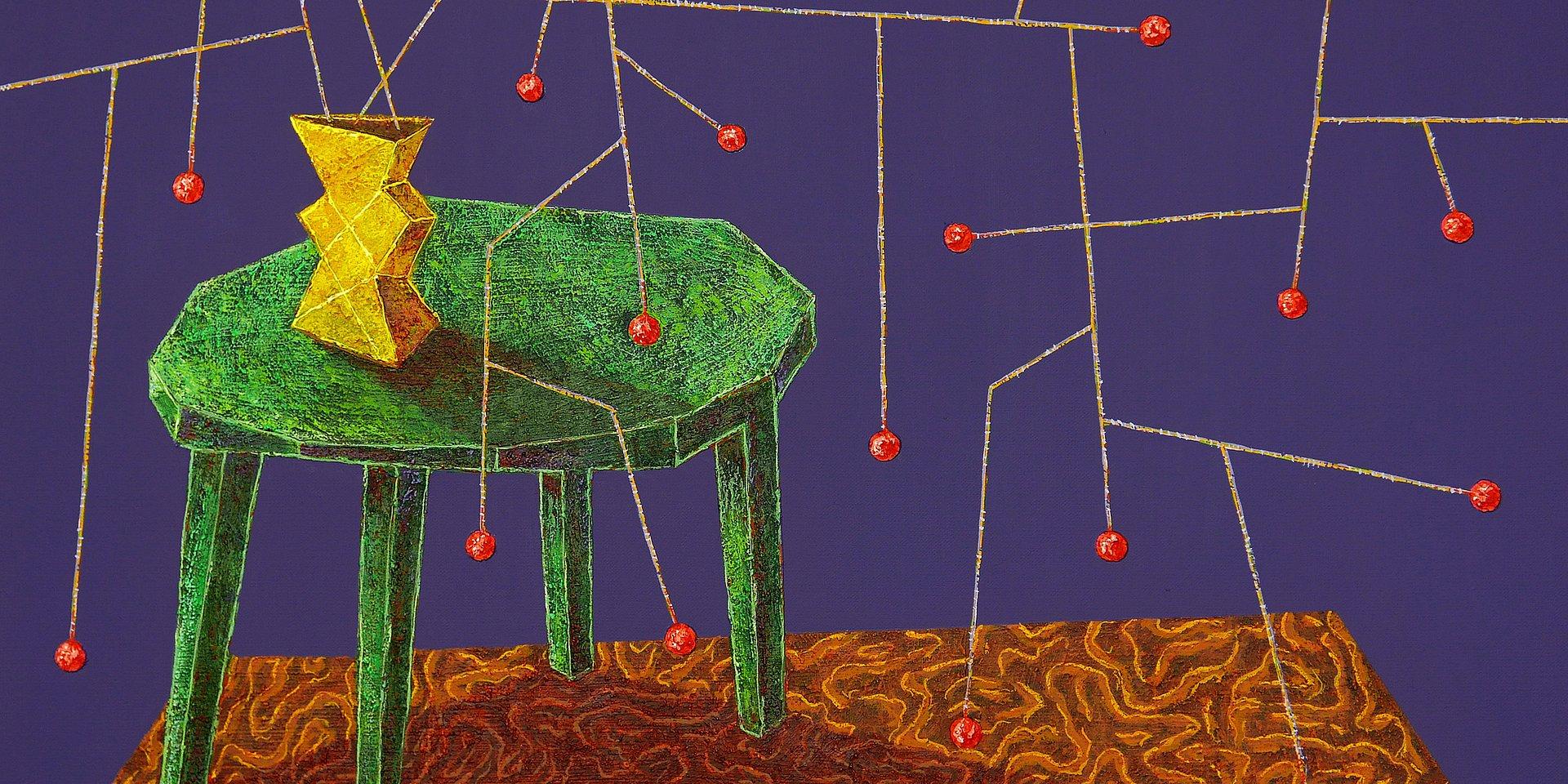 Olivier Janiak podzielił się własnymi doświadczeniami z artystami SZTUKI TERAZ