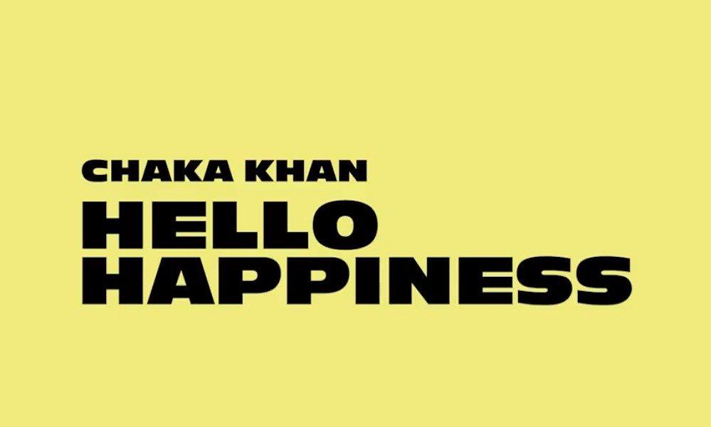 Chaka Khan z premierowym singlem