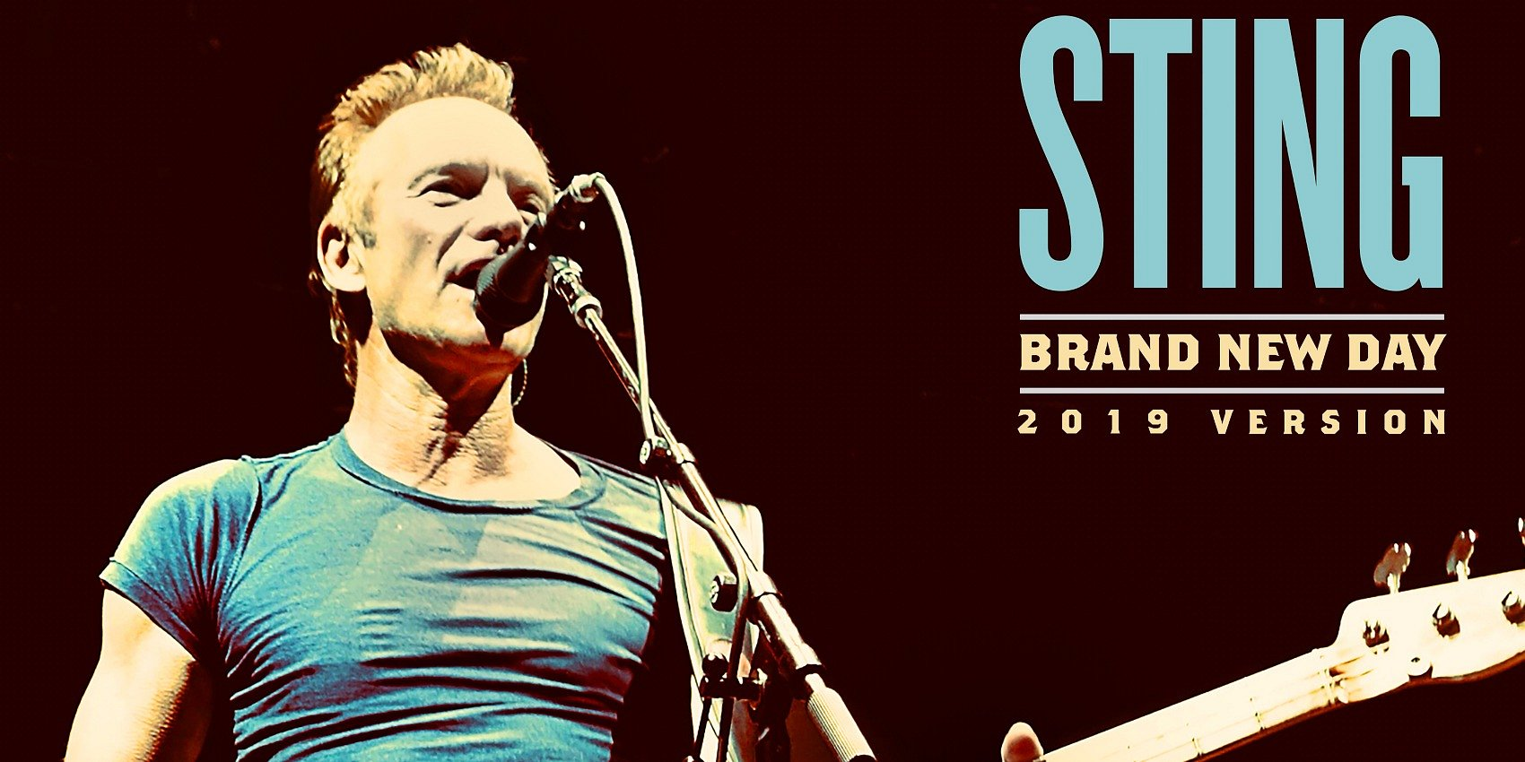 "Sting z nową wersją ""Brand New Day"""