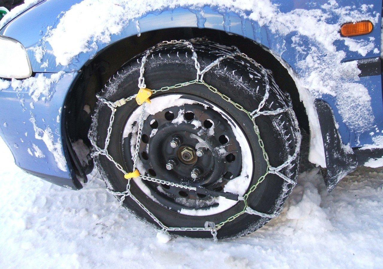 Wszystko, co powinniście wiedzieć o łańcuchach śniegowych