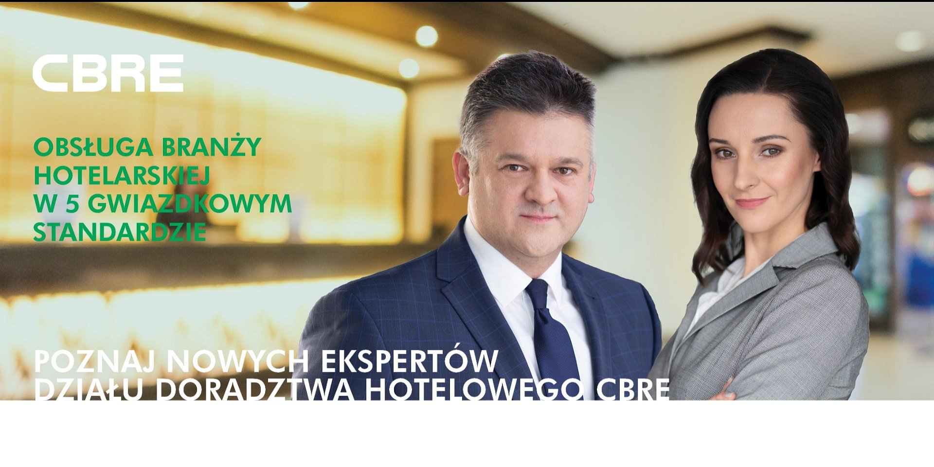 Rafał Rosiejak pokieruje działem CBRE Hotels