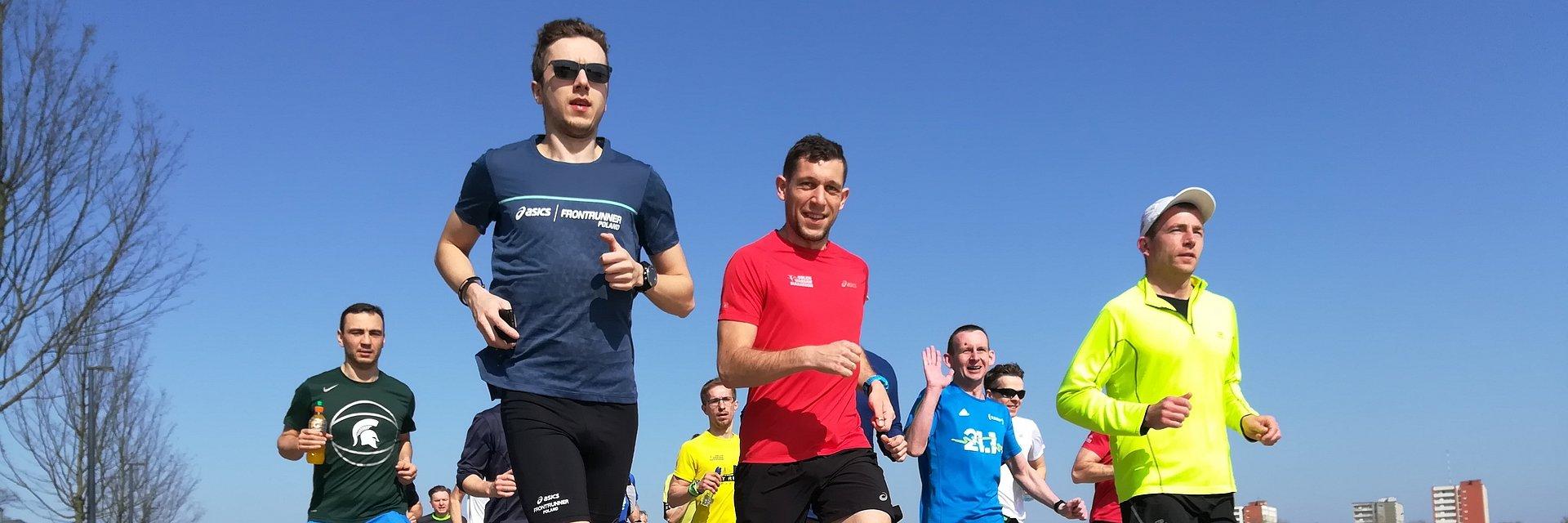 Przygotuj formę na ORLEN Warsaw Marathon dzięki bezpłatnym treningom
