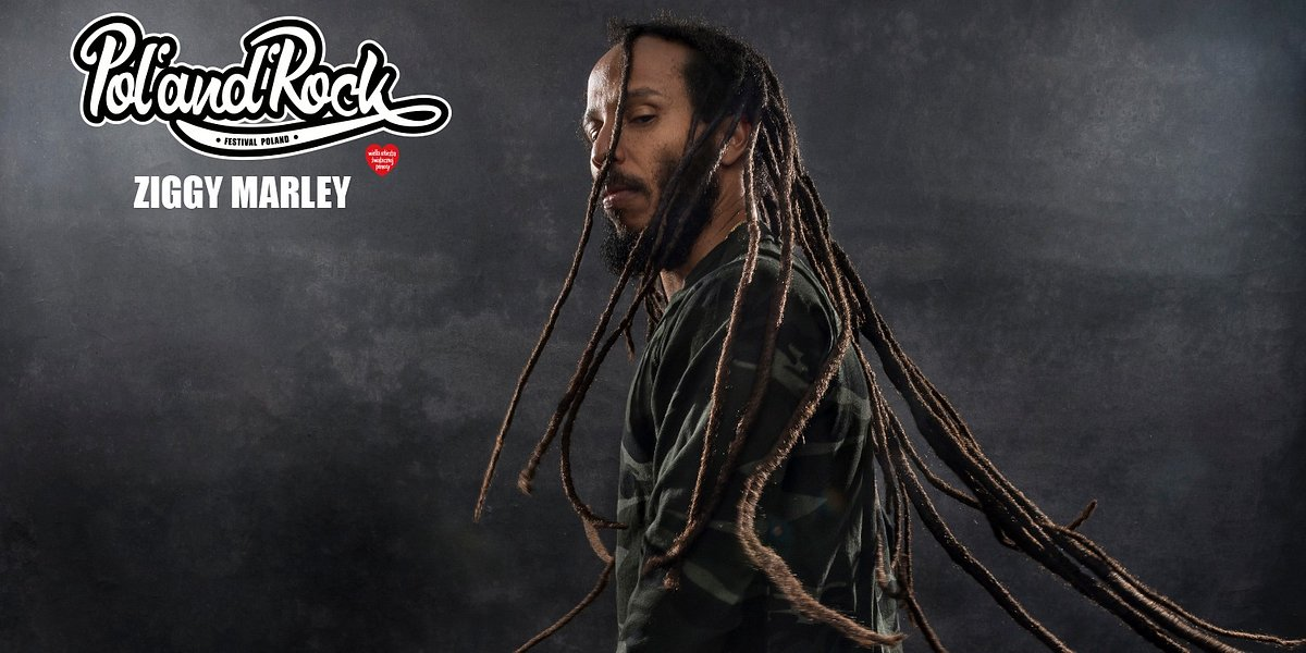 Ziggy Marley to perform in Poland for the first time