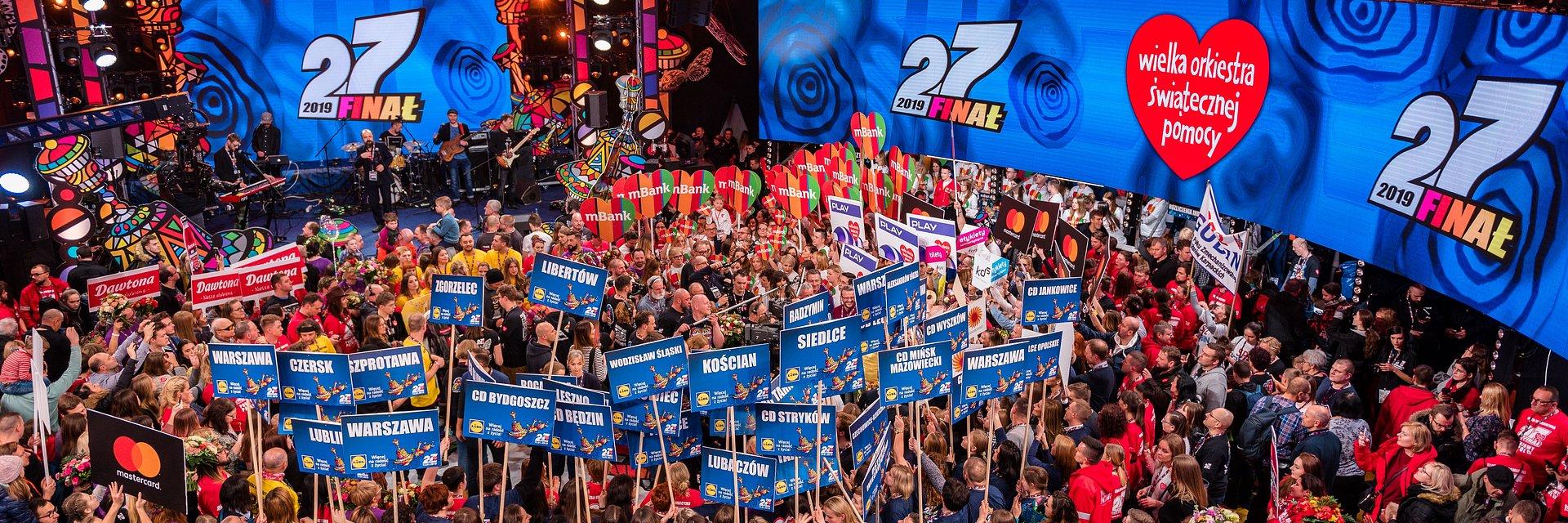 Przełomowy moment w historii WOŚP: Uzbieraliśmy miliard złotych!