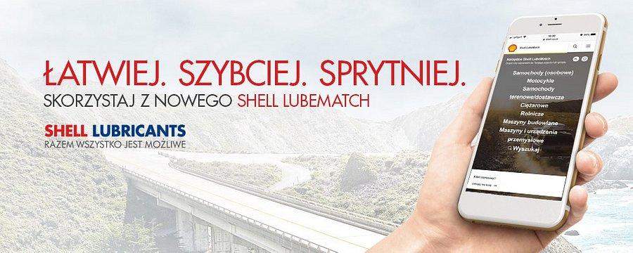 Shell LubeMatch w nowej odsłonie