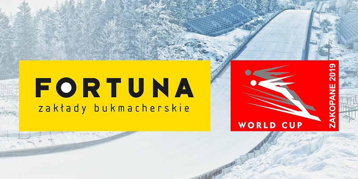 Fortuna sponsorem FIS Pucharu Świata w Zakopanem