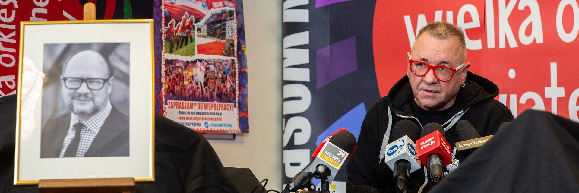 Rezygnacja Jerzego Owsiaka