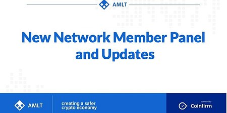 New Network Member Panel and Updates