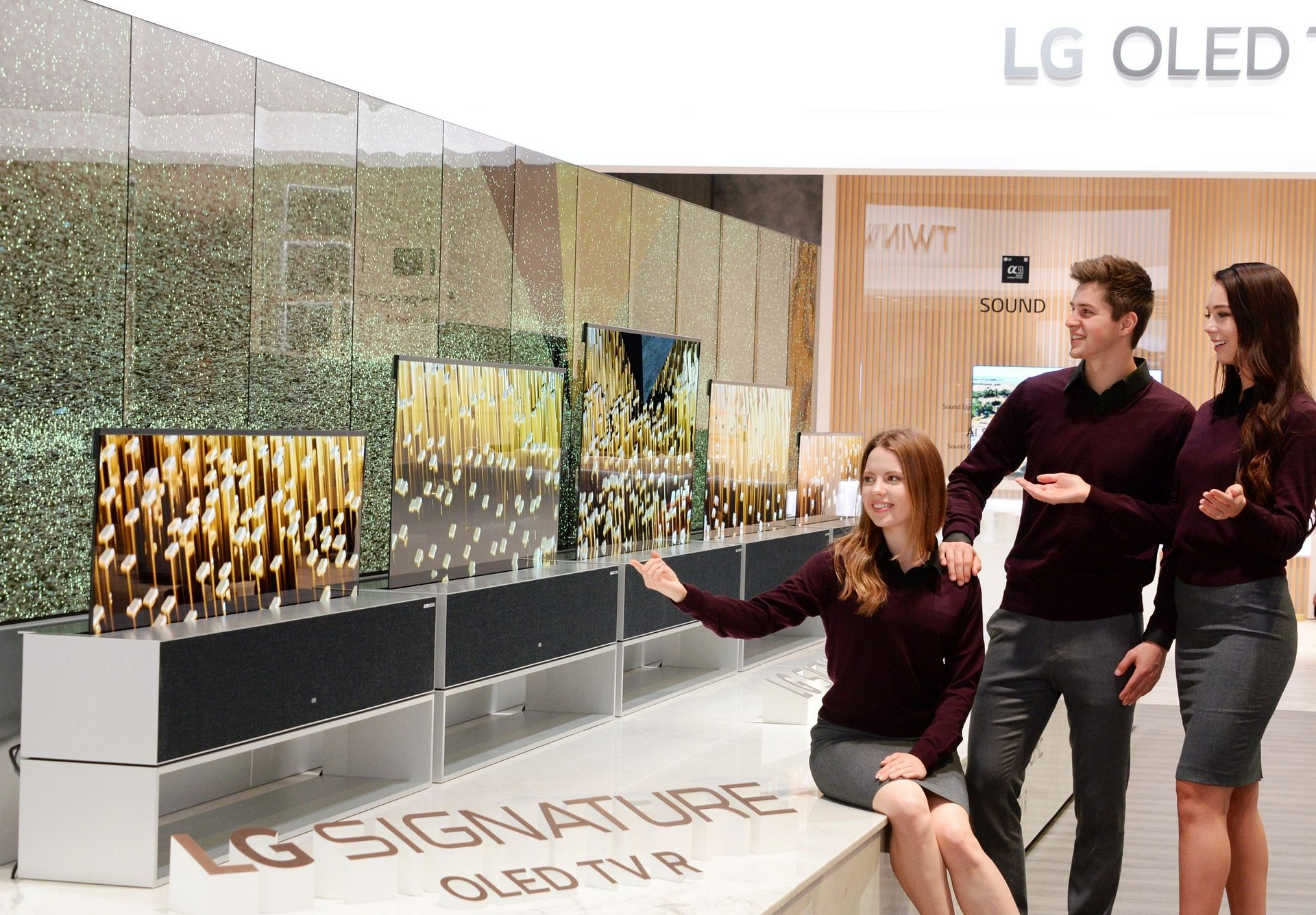 140 nagród i wyróżnień dla produktów LG zaprezentowanych podczas targów CES 2019