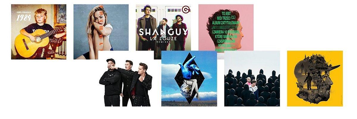 Najlepiej sprzedające się płyty i najpopularniejsze utwory w radiach – podsumowanie 2018 roku