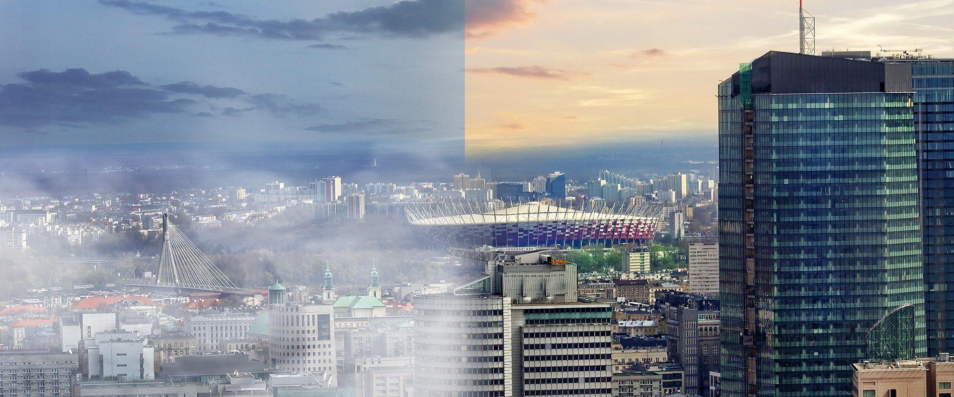 Smog w Polsce - 7 rad, jak się przed nim chronić