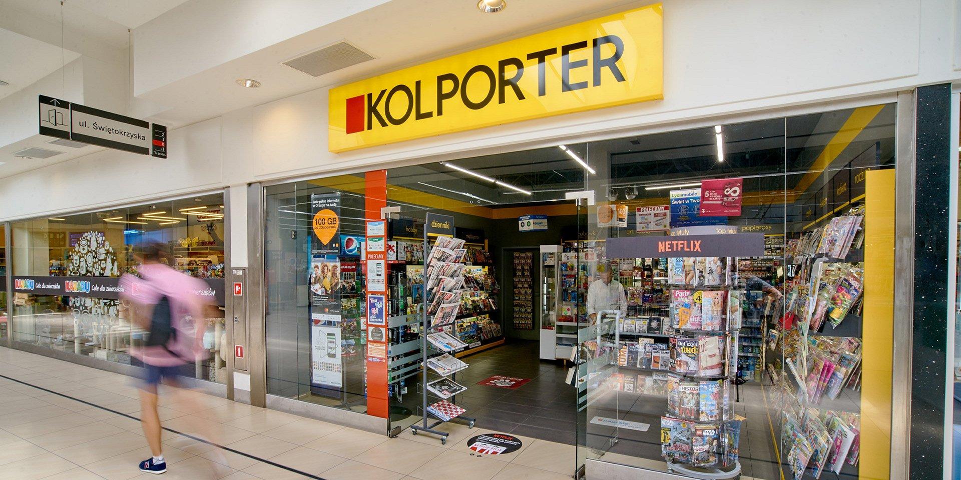 Saloniki Kolportera bez spadków sprzedaży prasy