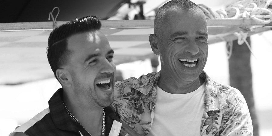 Eros Ramazzotti i Lusi Fonsi w duecie