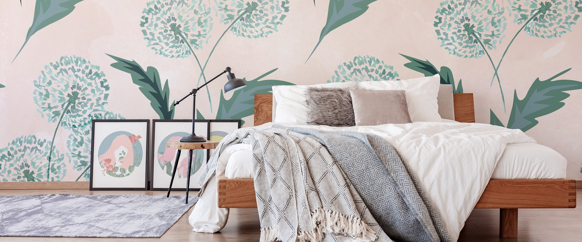 Spring in the interiors - it's all about the color!