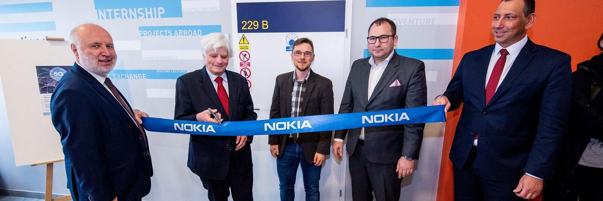 Nokia i WSB we Wrocławiu otworzyły akademickie laboratorium LTE