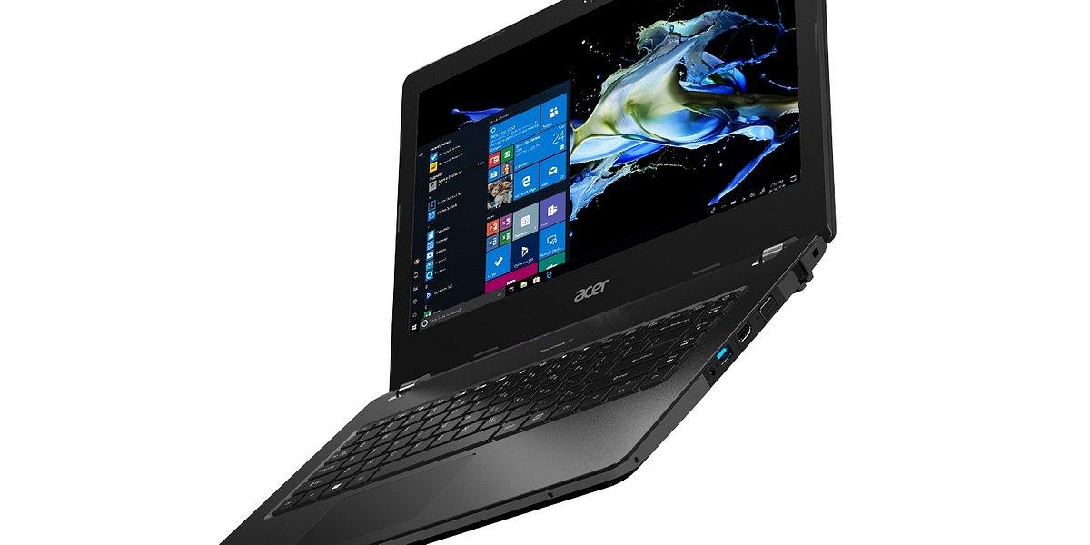 Acer TravelMate B114-21 pomoże uczniom w nauce. Za nami premiera na targach BETT 2019