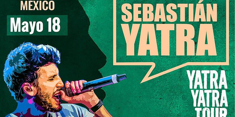 Por primera vez en su historia, Sebastián Yatra se presentará en el Auditorio Nacional