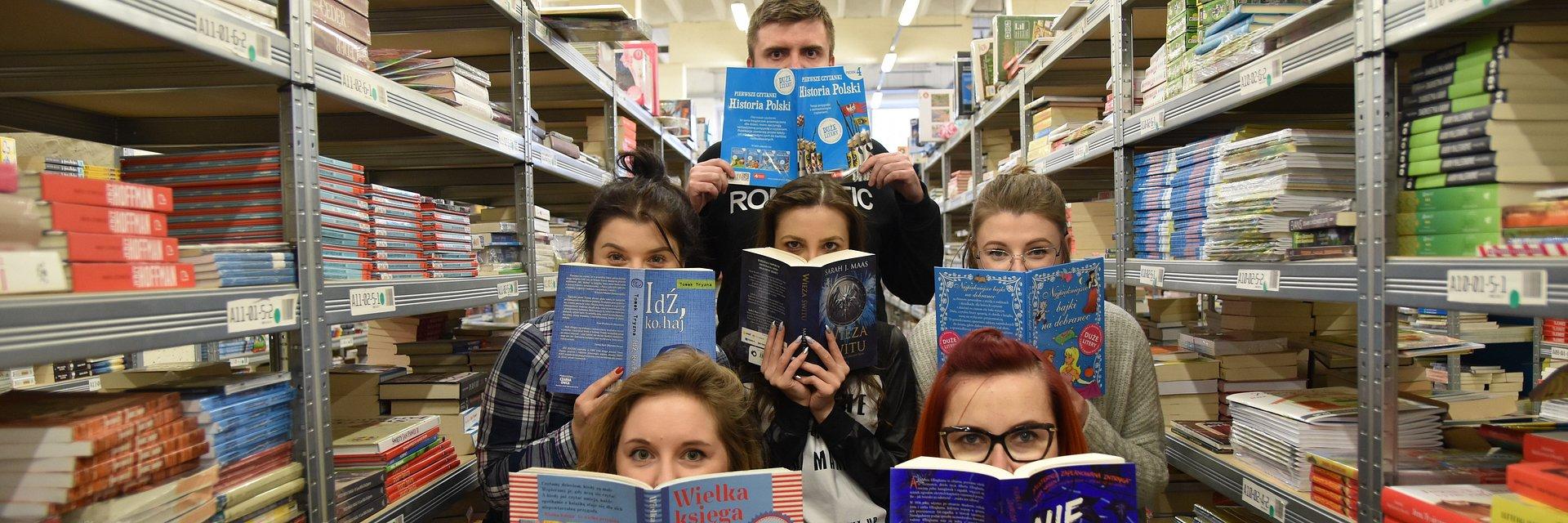 Księgarnia, która rozgryzła polski e-commerce