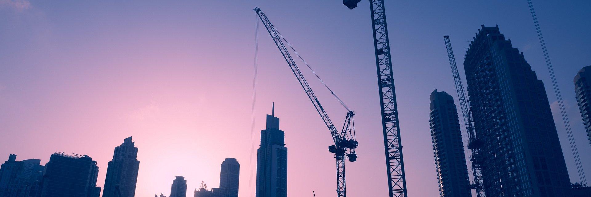 Rynek budowlany w sześciu krajach Europy Środkowo-Wschodniej wydaje się przegrzany