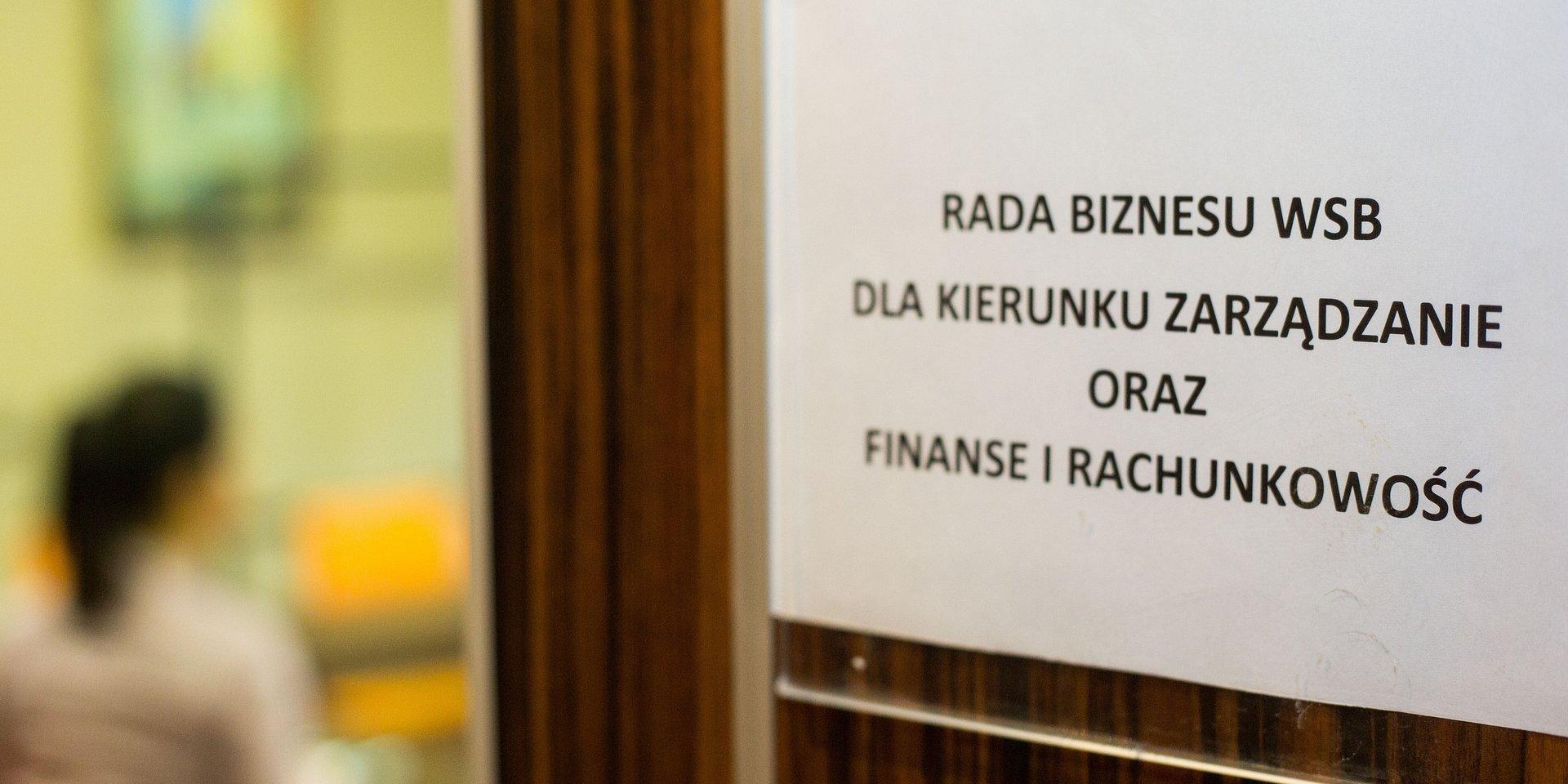 O praktyczności studiów - spotkanie Rad Biznesu