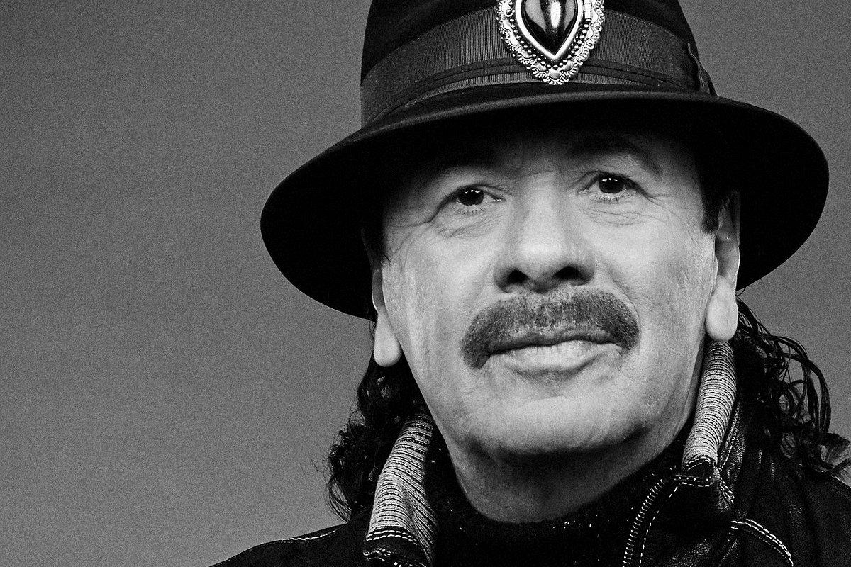 Carlos Santana powraca!