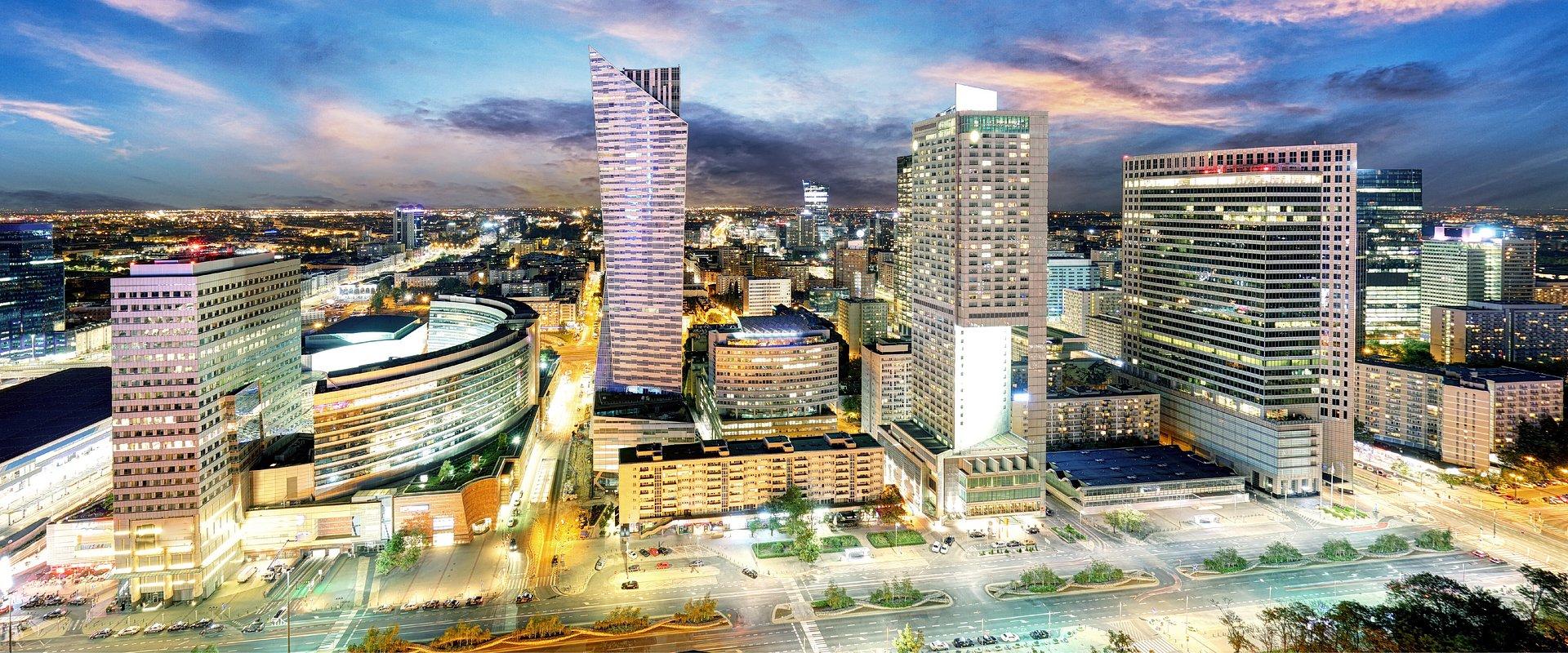 W centrum stolicy zostało już tylko 5% wolnych biur, a zainteresowanie nie maleje