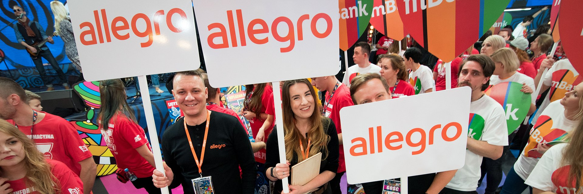 Allegro gra dla WOŚP jeszcze do końca stycznia - zobacz najciekawsze aukcje