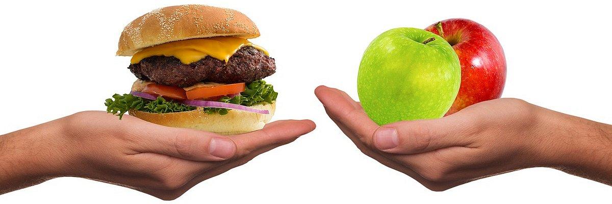 W Nowym Roku postanawiam, że … ograniczę jedzenie mięsa i … zadbam o planetę
