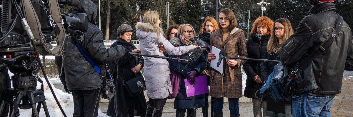Razem i OSK składają projekt ustawy łagodzącej prawo aborcyjne