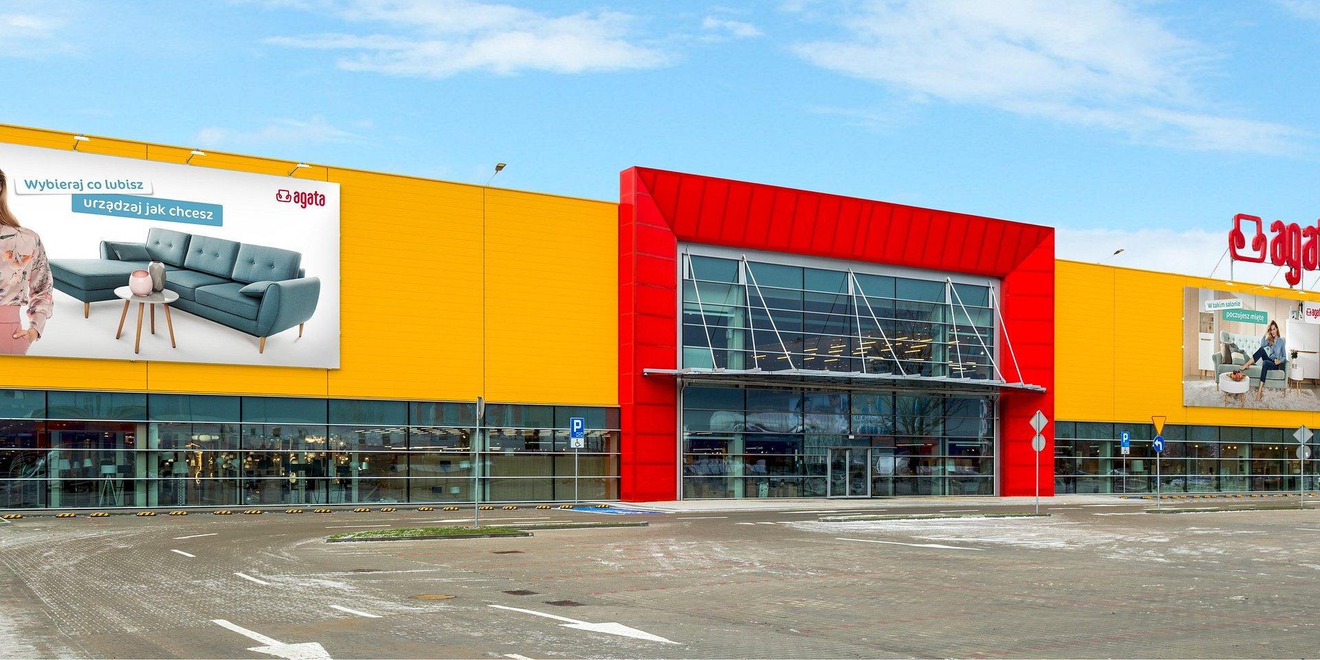 Tłumy odwiedziły nowy salon Agata w Opolu
