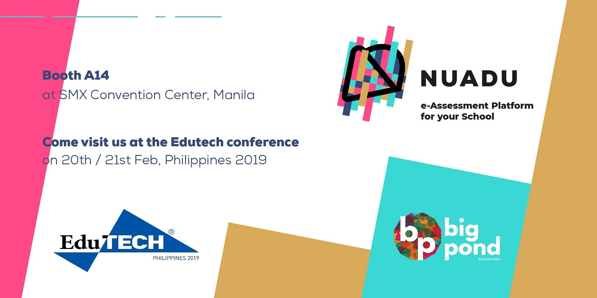 Introducing NUADU to schools in the Philippines