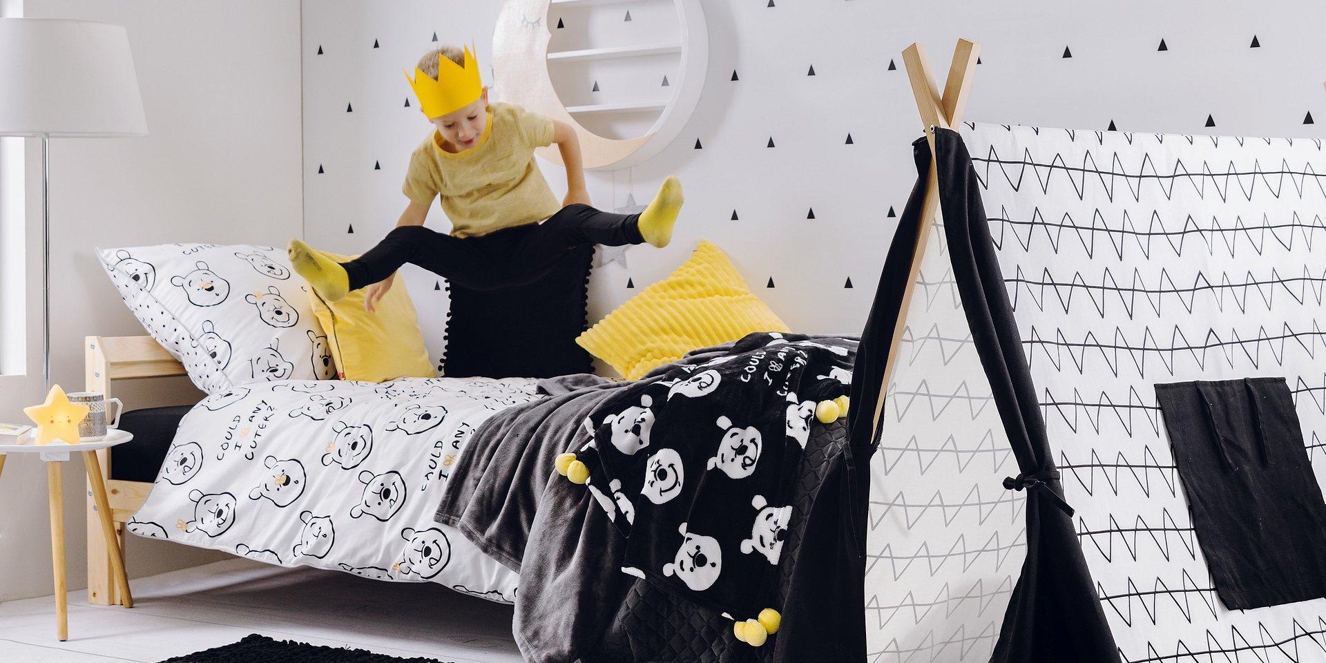 Dorosłym wstęp wzbroniony, czyli... wymarzony pokój dziecka