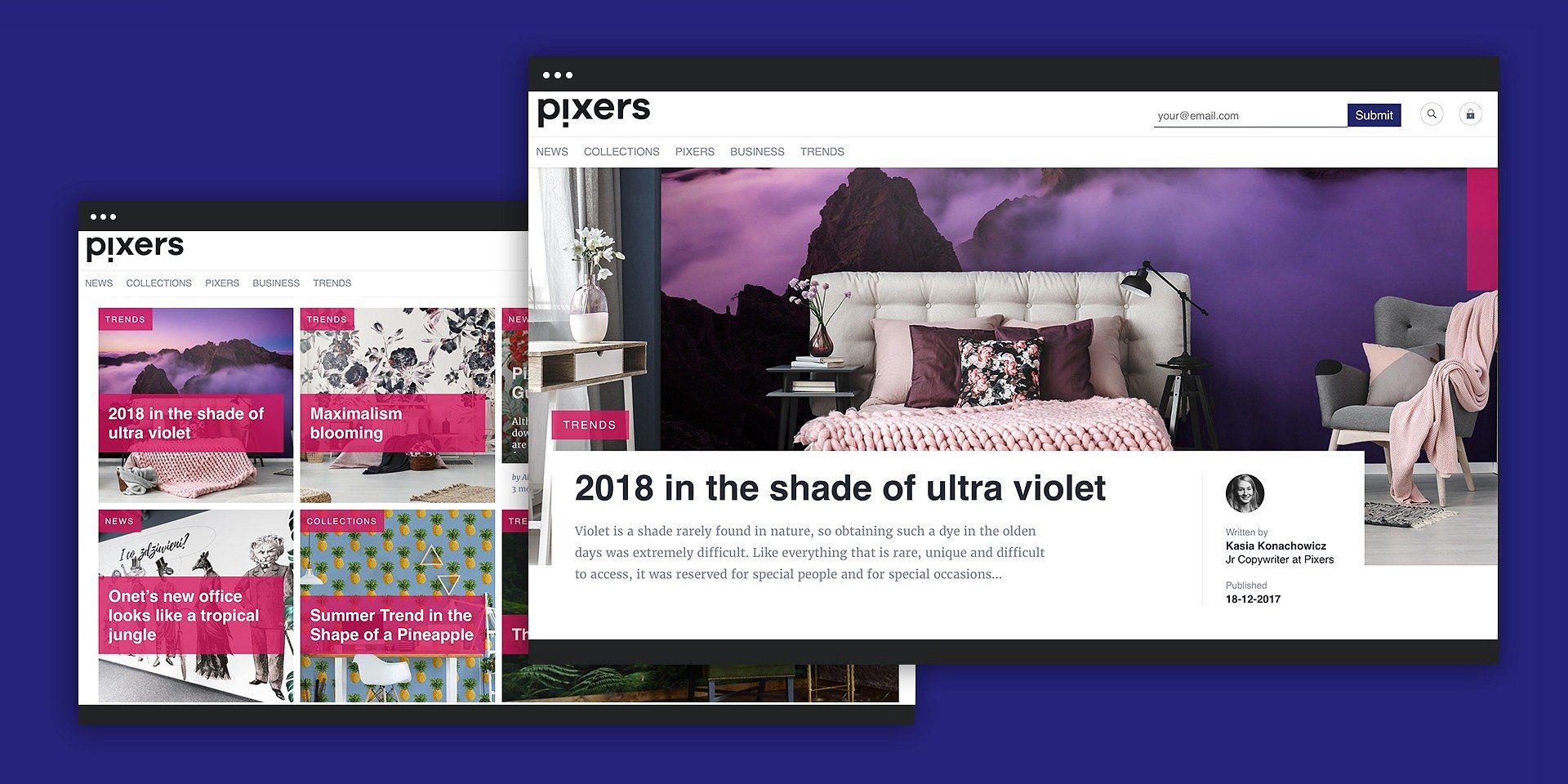 Pixers: Good PR Is to Support a Brand, Strengthen Its Position and Allow It to Reach a Wider Public [Case Study]