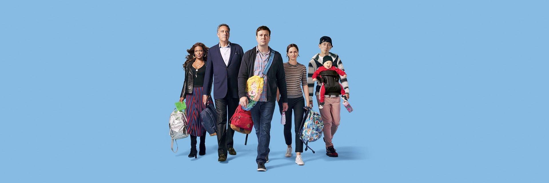 Uroki samotnego rodzicielstwa w komediowej odsłonie! Pierwszy sezon Rodziców nie do pary już 2 lutego na FOX Comedy!