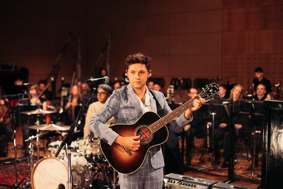 Niall Horan z orkiestrą