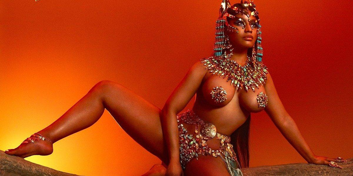 """Nicki Minaj w futurystycznym klipie do """"Hard White"""""""