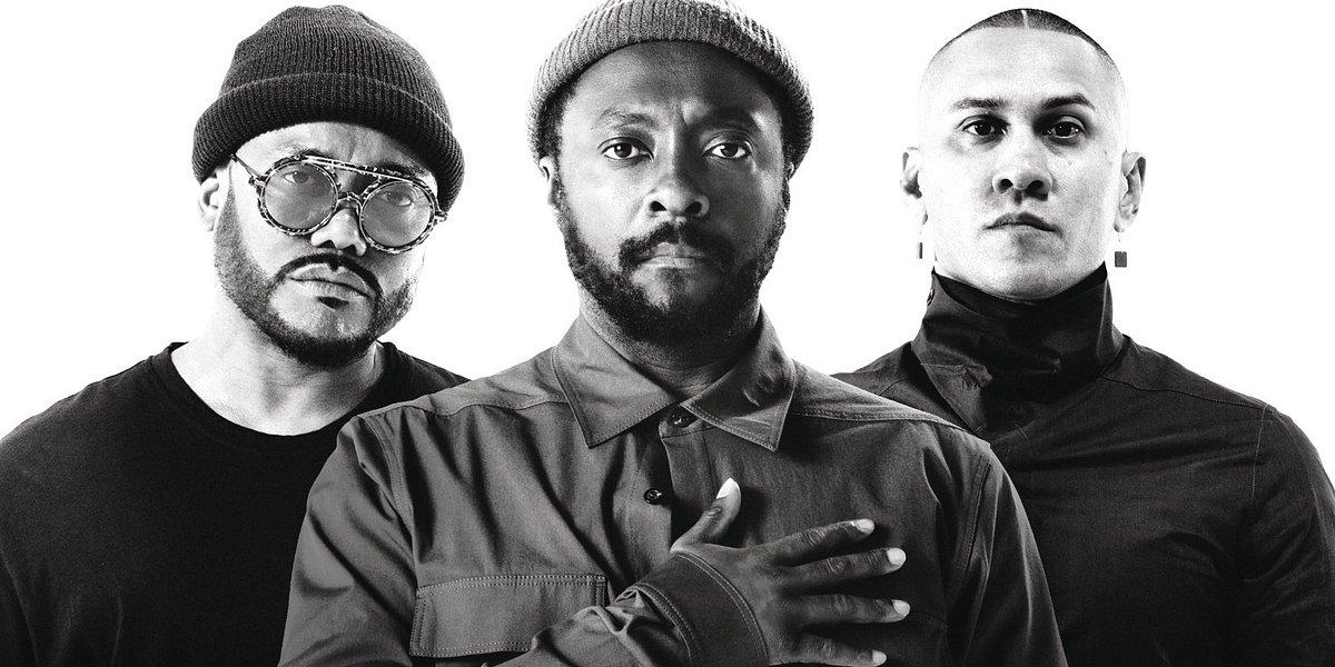 """Black Eyed Peas eksplorują ulice LA w klipie """"4EVER"""""""