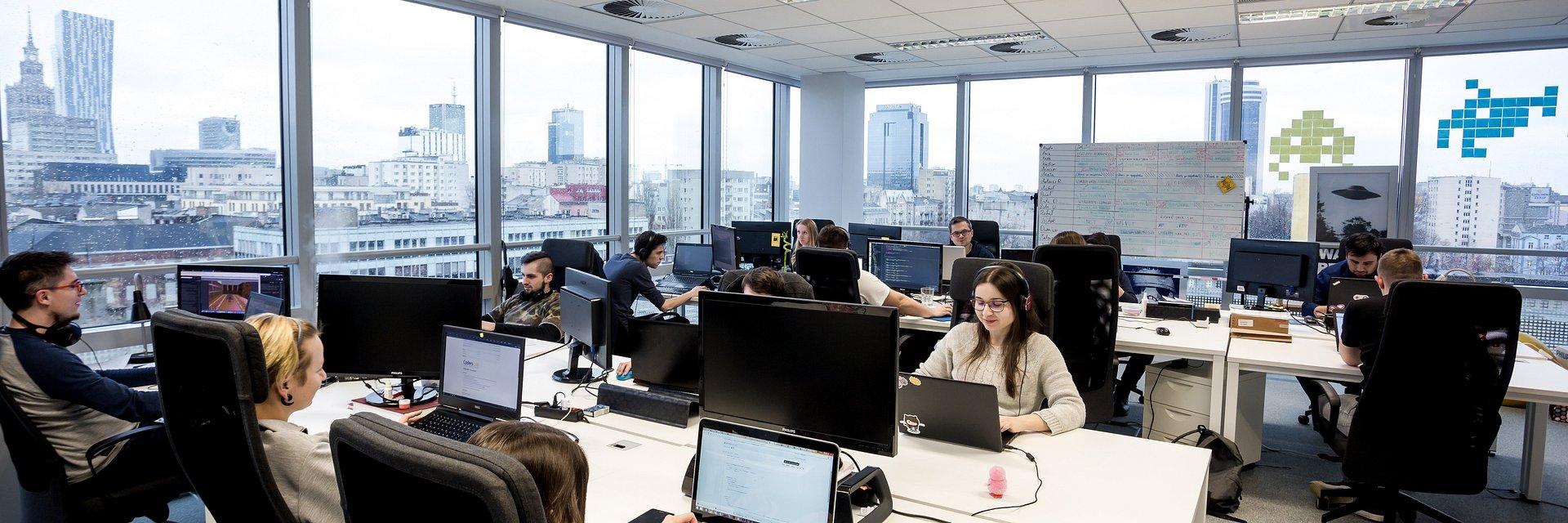 Największa polska szkoła IT chce podbić Europę