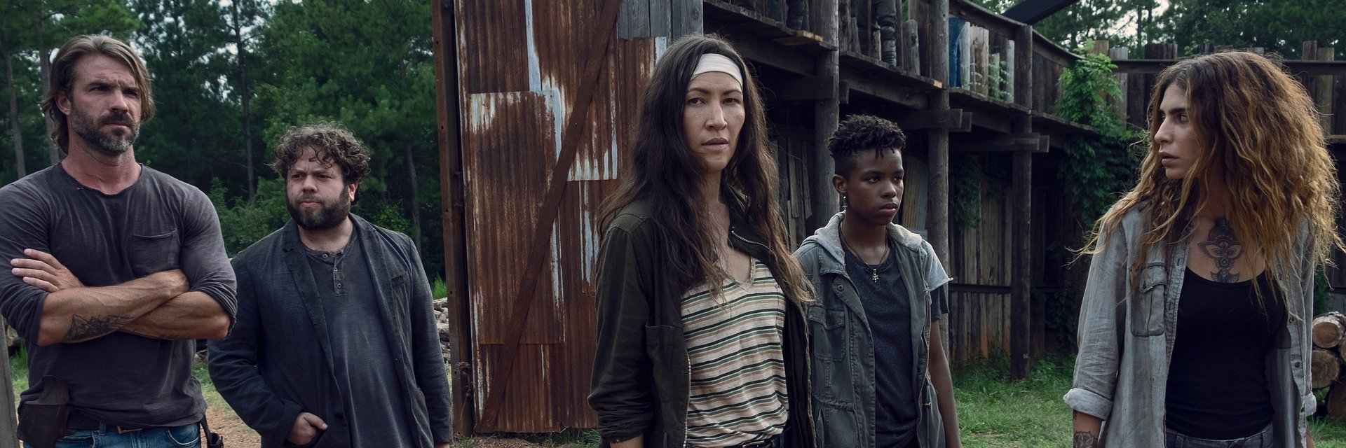 ANTESTREIA EXCLUSIVA DE 'THE WALKING DEAD' NO FOX+