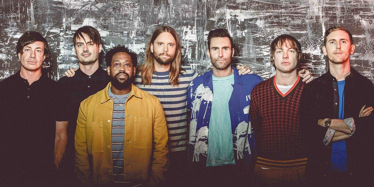Maroon 5 – zobacz występ z Super Bowl LIII