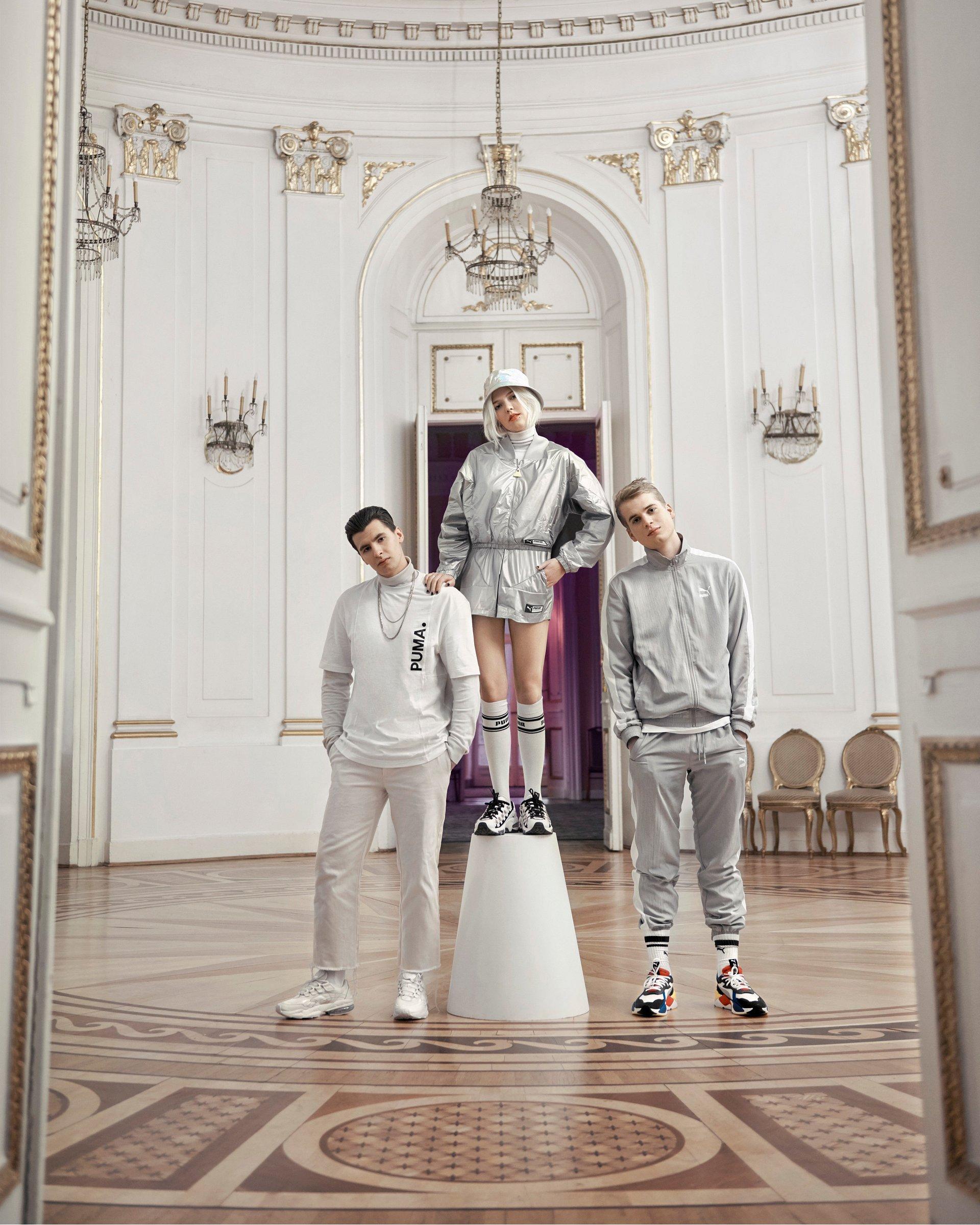 Daria Zawiałow, Jan- Rapowanie, White 2115- poznajcie nowych ambasadorów marki PUMA i programu PUMA Talents.